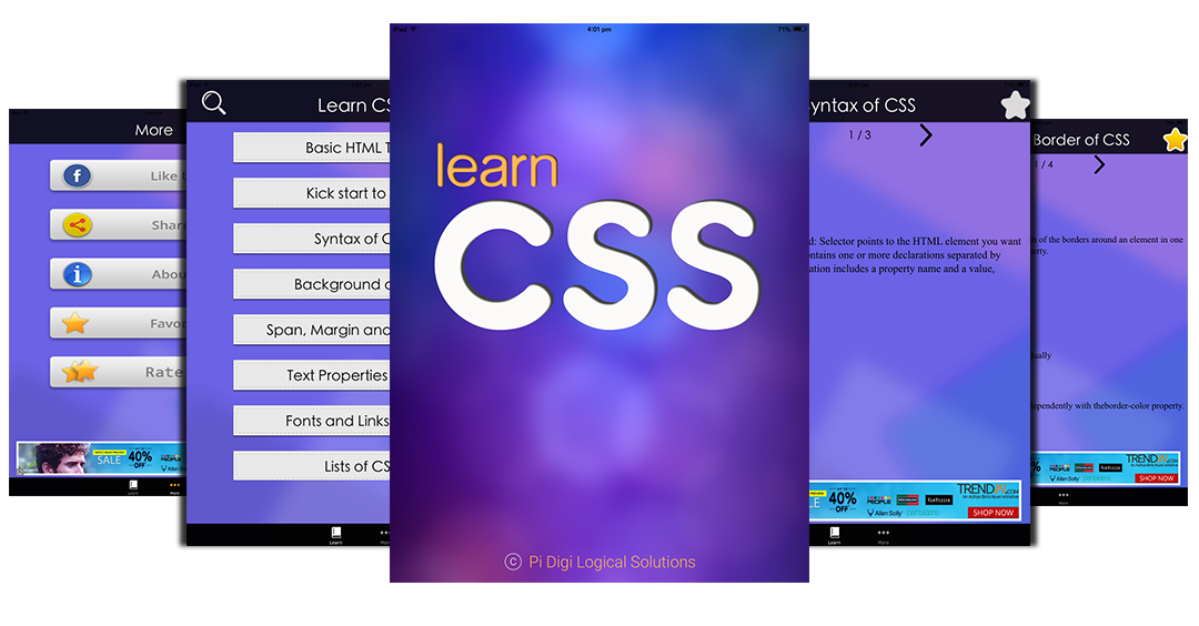 Learn CSS – Quick CSS Tutorial