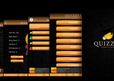 Quizzia Extreme GK Quiz