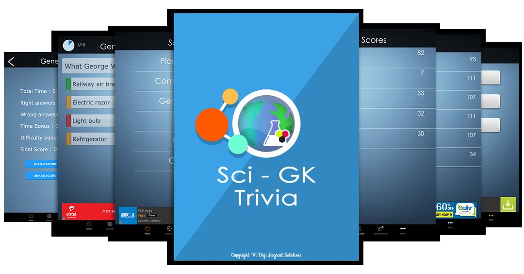 Sci-GK Trivia
