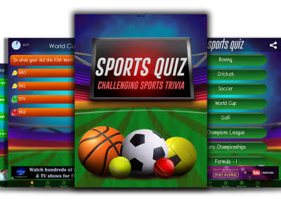 Sports Quiz – Challenging Sports Trivia